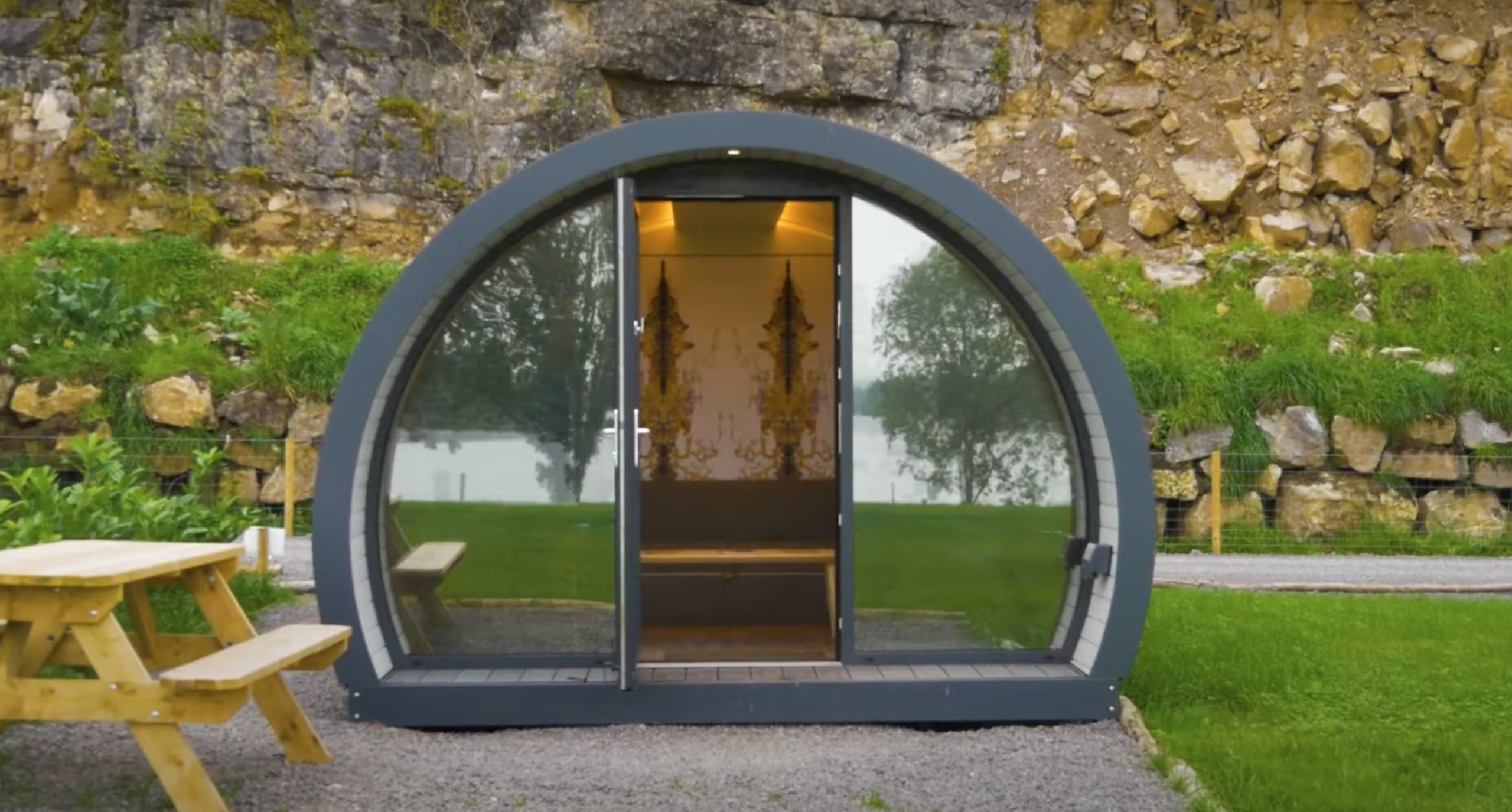 Lough Erne Camping Pods
