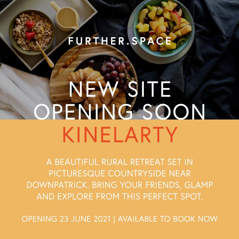 Further Space New Site Kinelarty